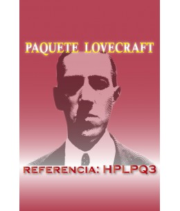 H.  P. LOVECRAFT (paquete)